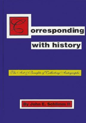 Corresponding with History