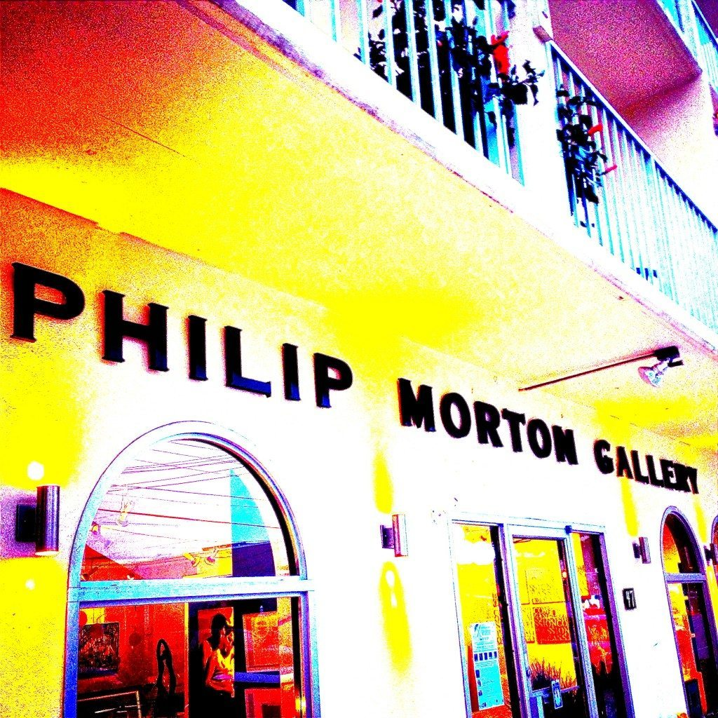 34 COMPASSION Paintings Debut - Philip Morton Gallery - 1 - June 13-15, 2014 - 1