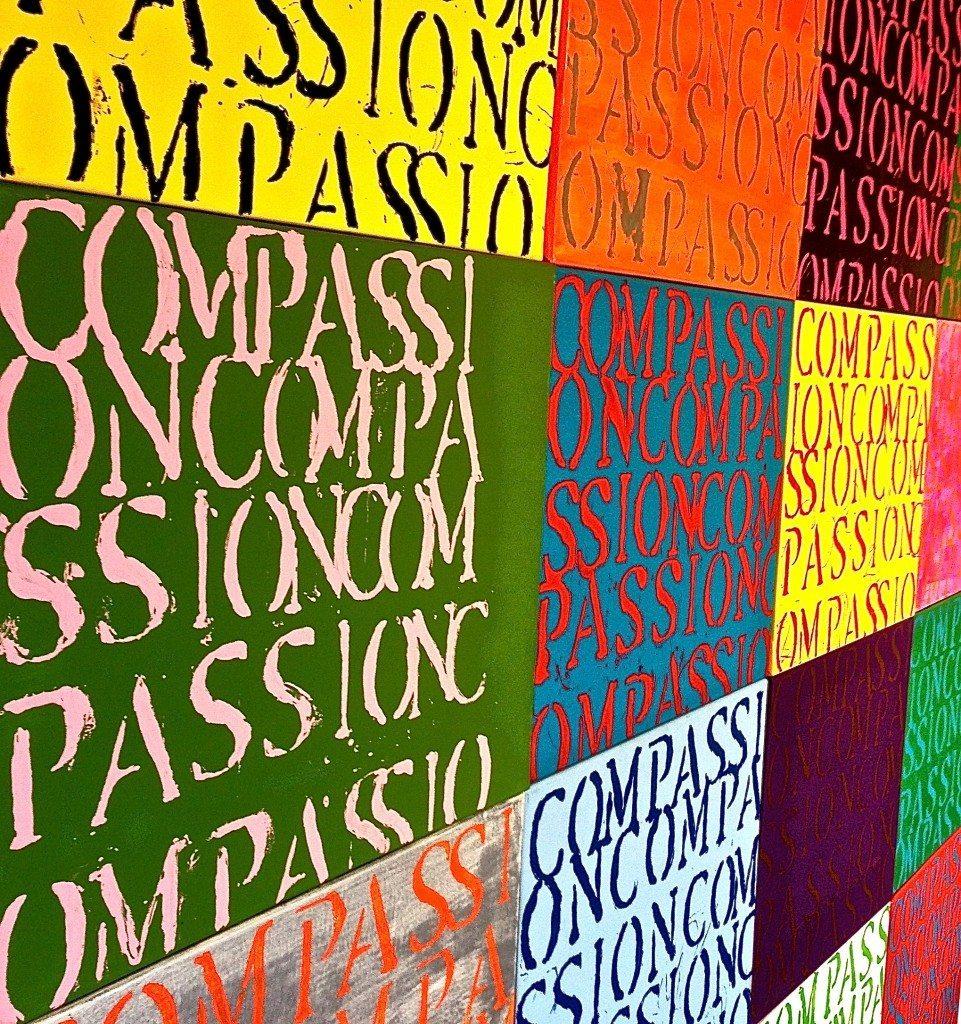 34 COMPASSION Paintings Debut - Philip Morton Gallery - 1 - June 13-15, 2014 - 10