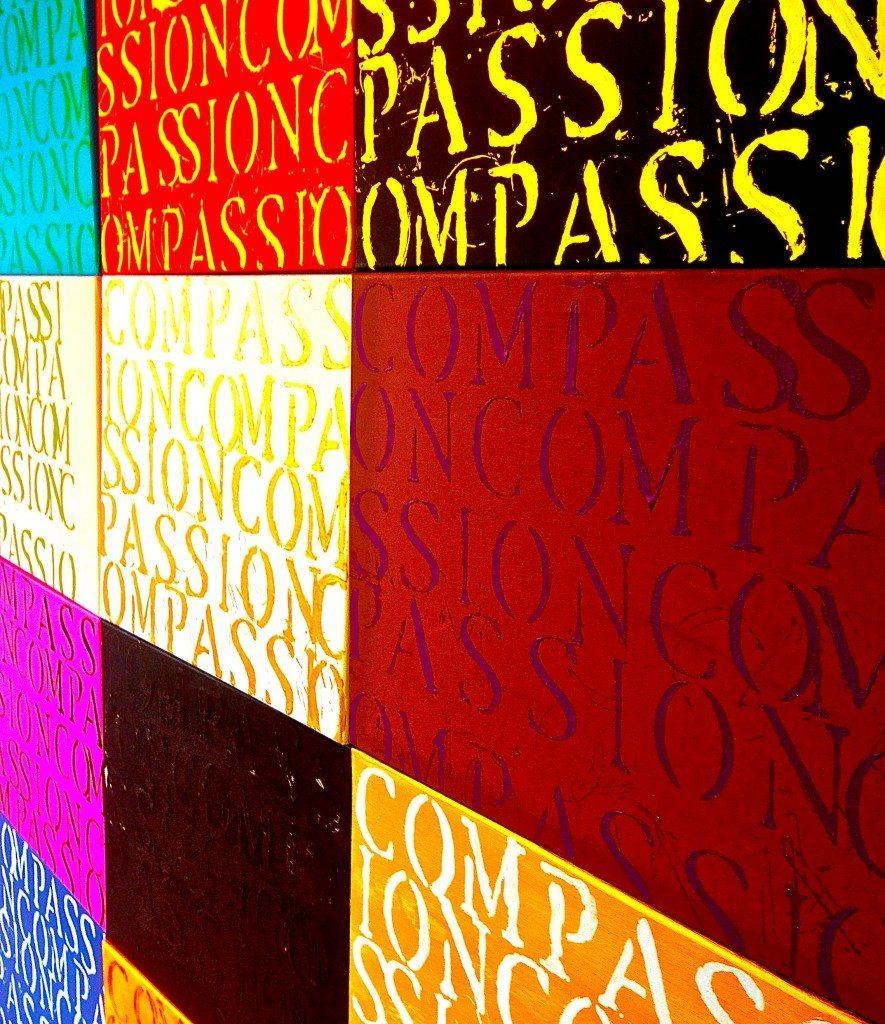 34 COMPASSION Paintings Debut - Philip Morton Gallery - 1 - June 13-15, 2014 - 11