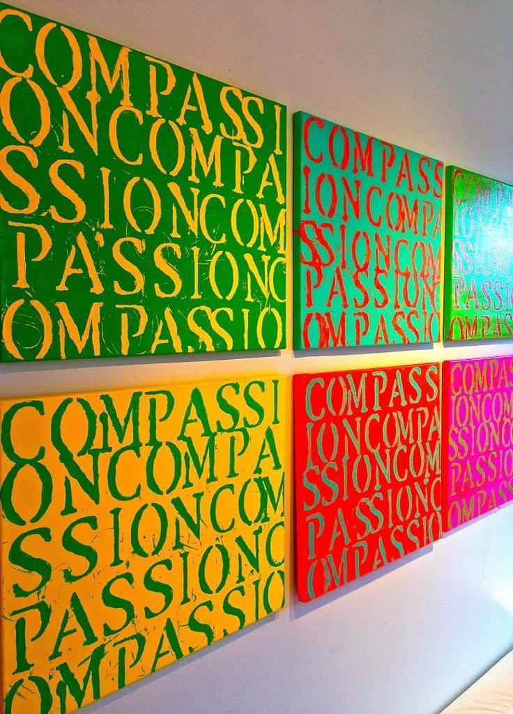34 COMPASSION Paintings Debut - Philip Morton Gallery - 1 - June 13-15, 2014 - 13