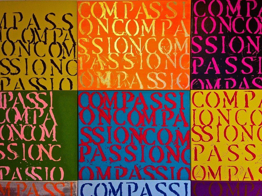 34 COMPASSION Paintings Debut - Philip Morton Gallery - 1 - June 13-15, 2014 - 15