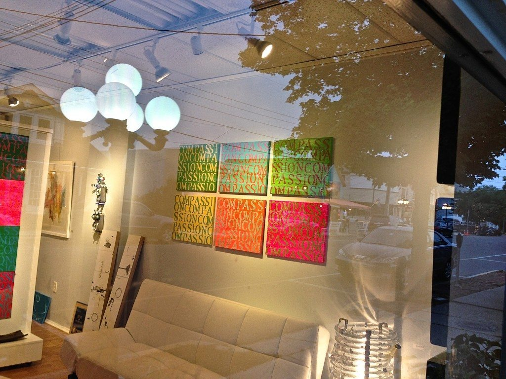 34 COMPASSION Paintings Debut - Philip Morton Gallery - 1 - June 13-15, 2014 - 3
