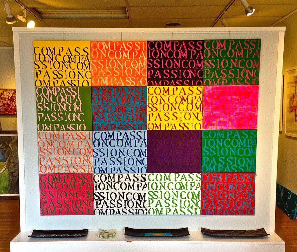 34 COMPASSION Paintings Debut - Philip Morton Gallery - 1 - June 13-15, 2014 - 4