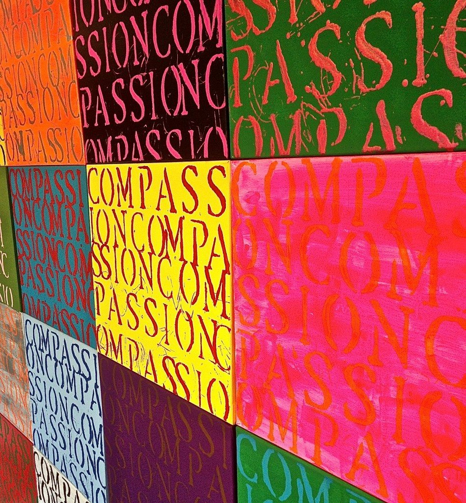 34 COMPASSION Paintings Debut - Philip Morton Gallery - 1 - June 13-15, 2014 - 9