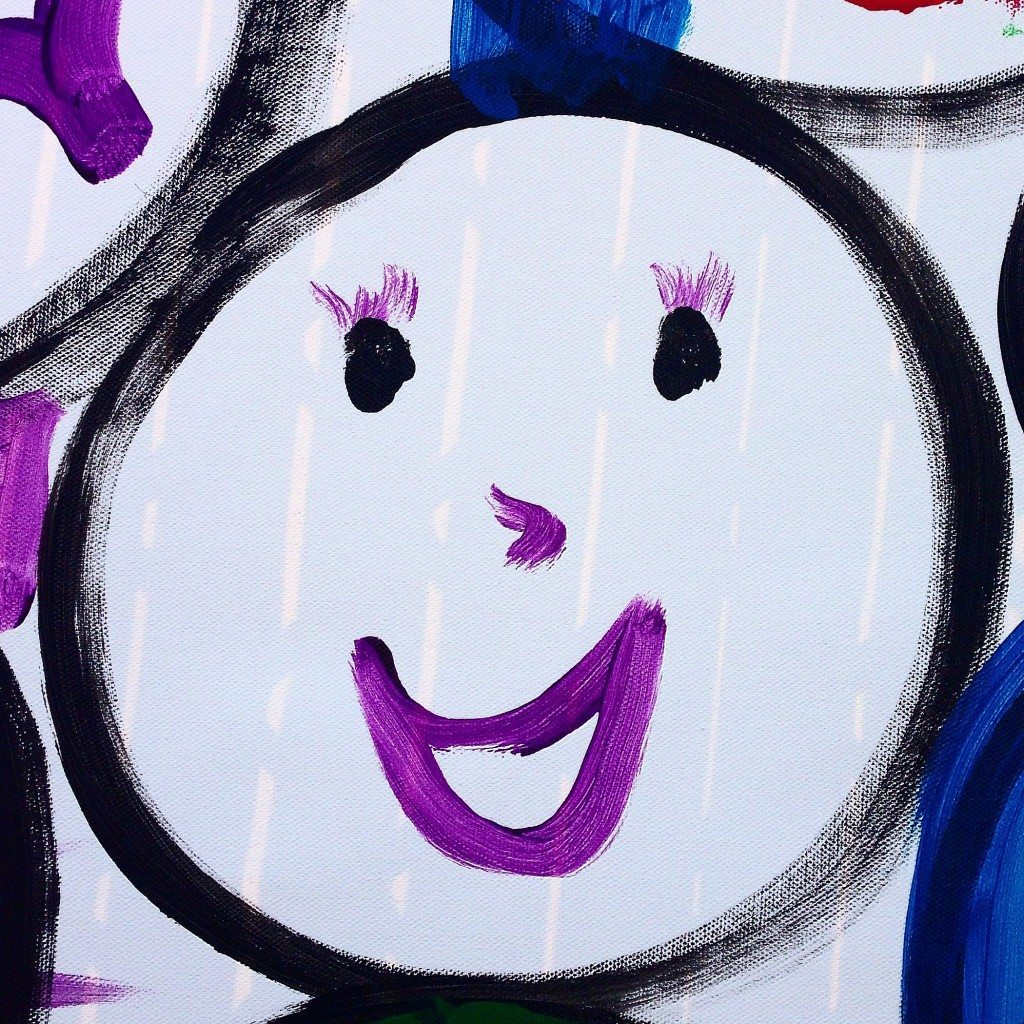 DC VegFest SMILE piece by John Schlimm - September 20, 2014 -16