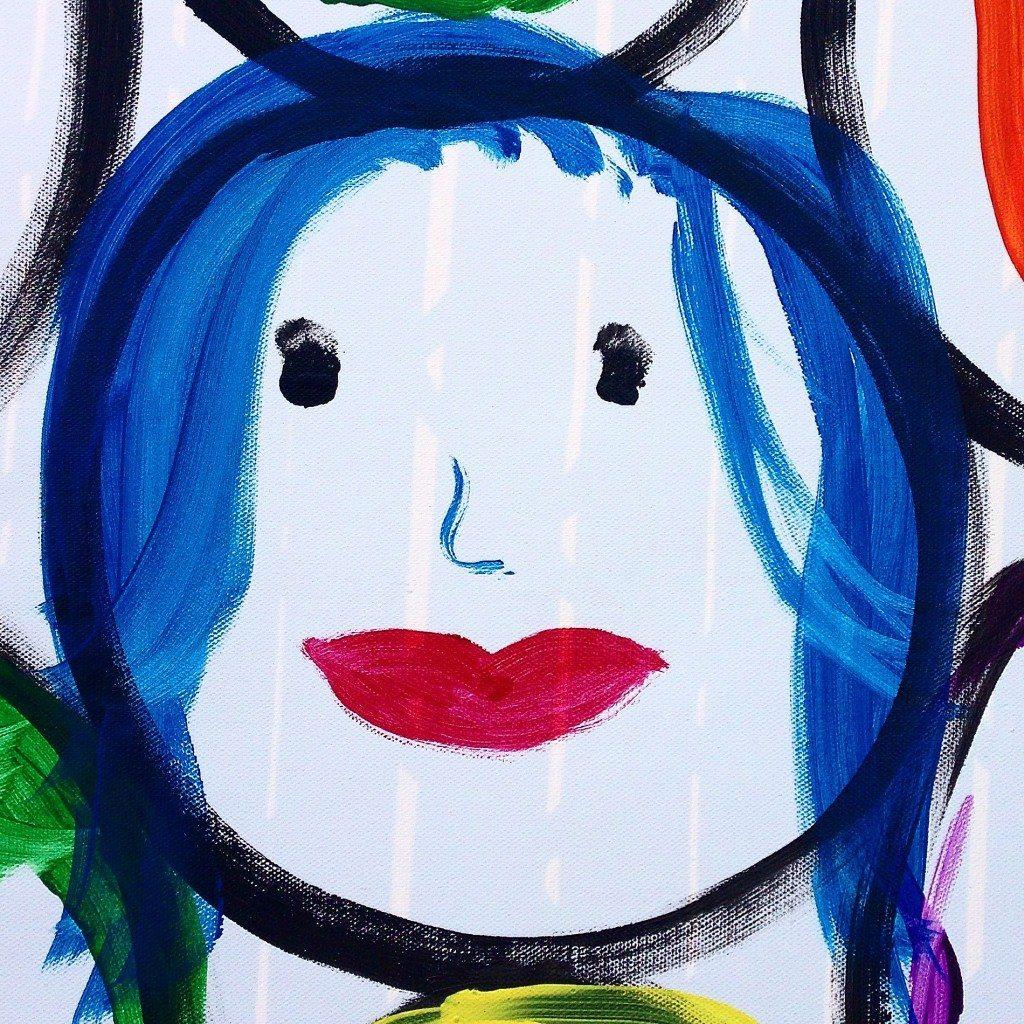 DC VegFest SMILE piece by John Schlimm - September 20, 2014 -17