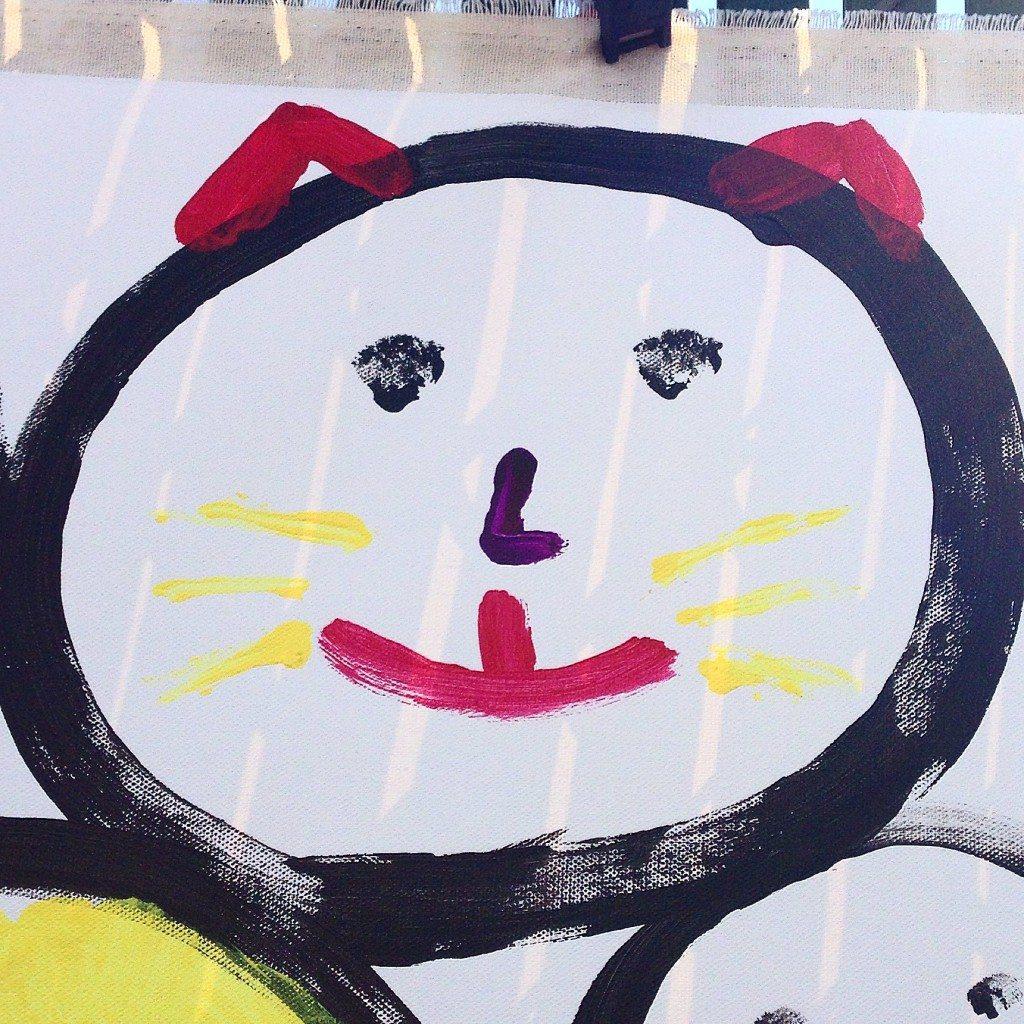 DC VegFest SMILE piece by John Schlimm - September 20, 2014 -18