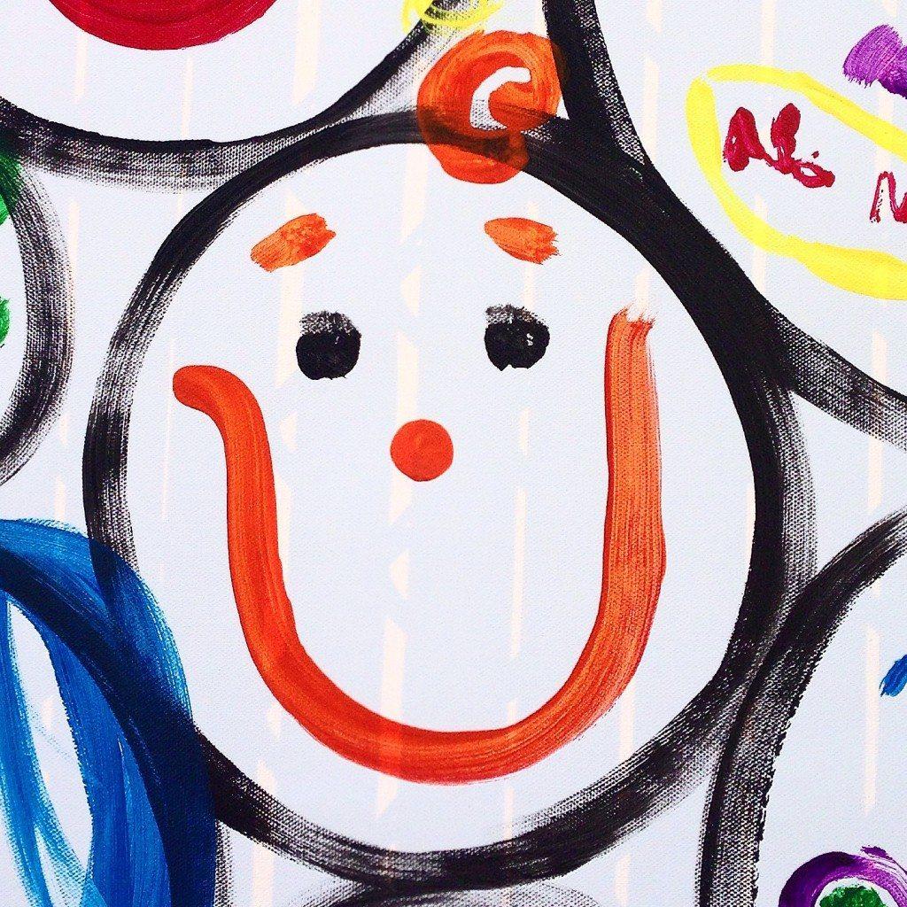 DC VegFest SMILE piece by John Schlimm - September 20, 2014 -20