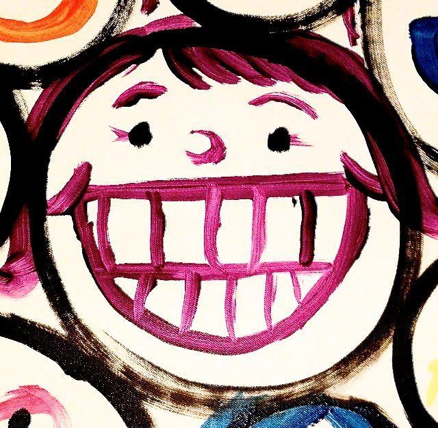 DC VegFest SMILE piece by John Schlimm - September 20, 2014 -26
