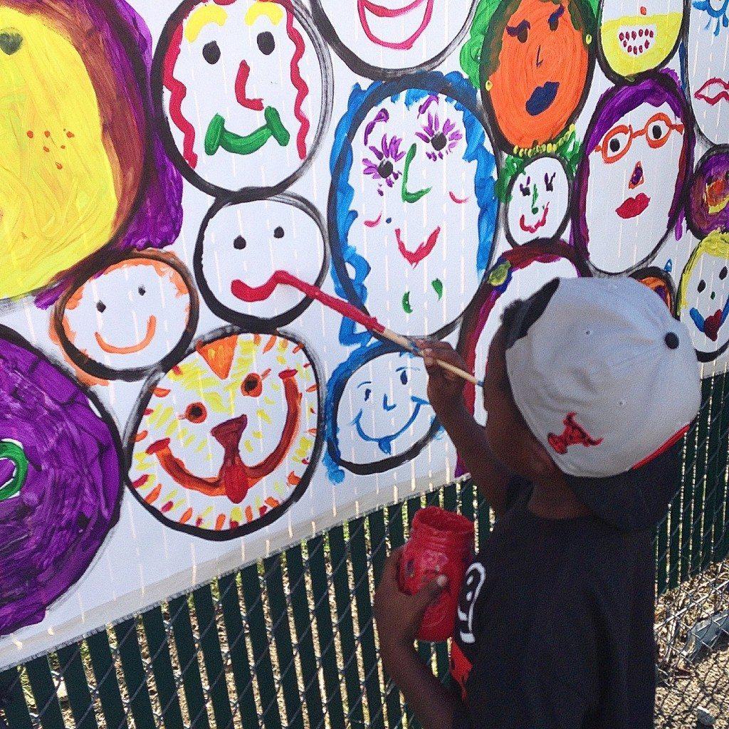 DC VegFest SMILE piece by John Schlimm - September 20, 2014 -4