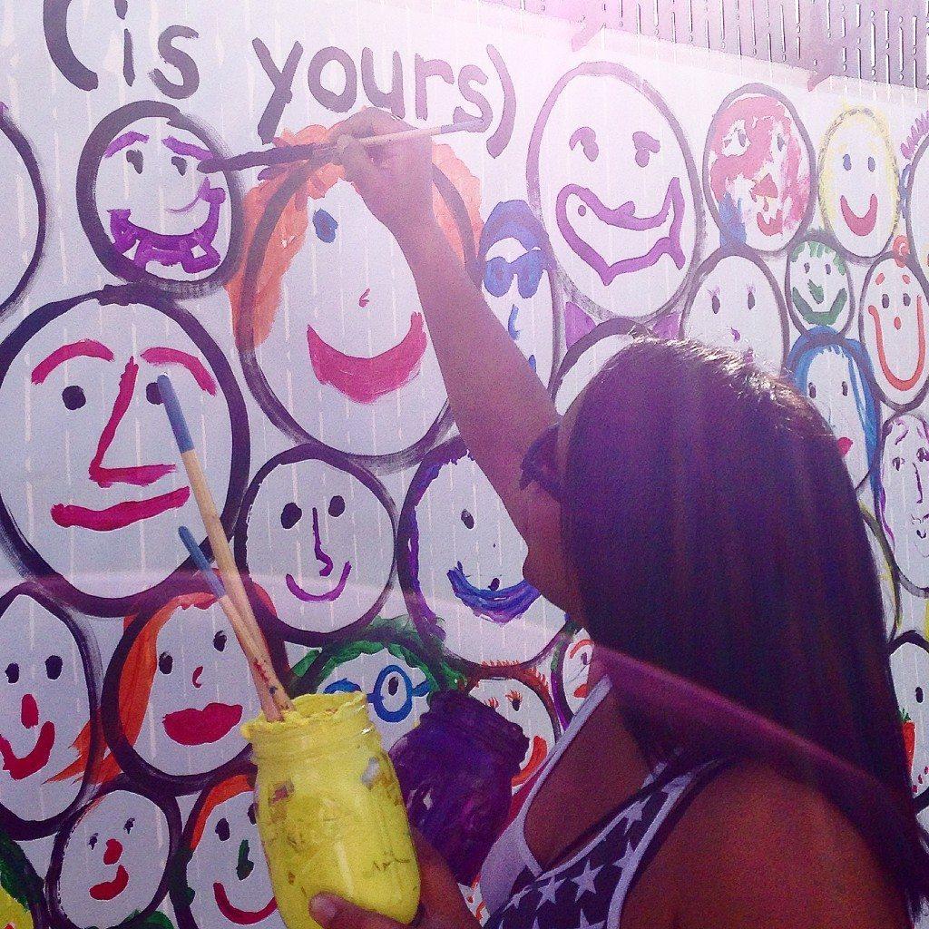 DC VegFest SMILE piece by John Schlimm - September 20, 2014 -9