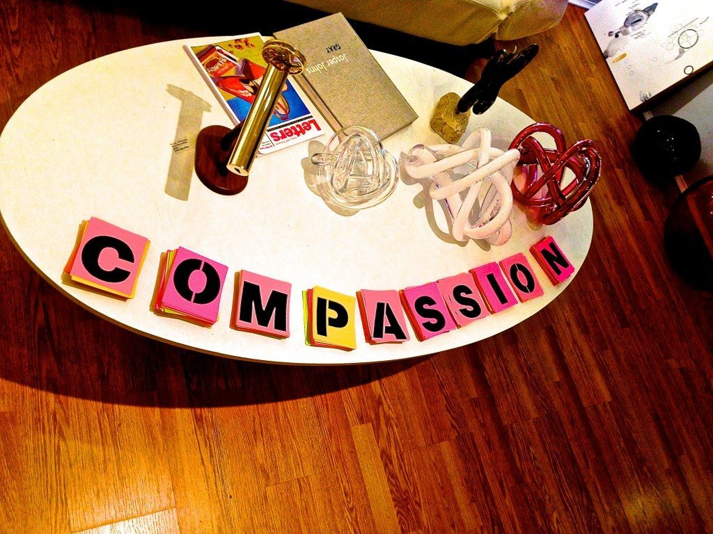 Planting Compassion by John Schlimm - Philip Morton Gallery, Rehoboth Beach, June 14, 2014 - 3