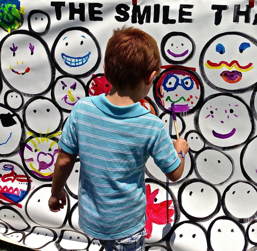 Rehoboth Beach VegFest SMILE piece by John Schlimm - June 14, 2014 -3
