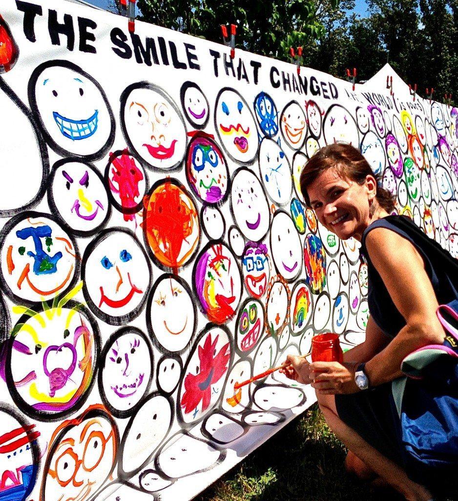 Rehoboth Beach VegFest SMILE piece by John Schlimm - June 14, 2014 -8- Susan Levin, PCRM