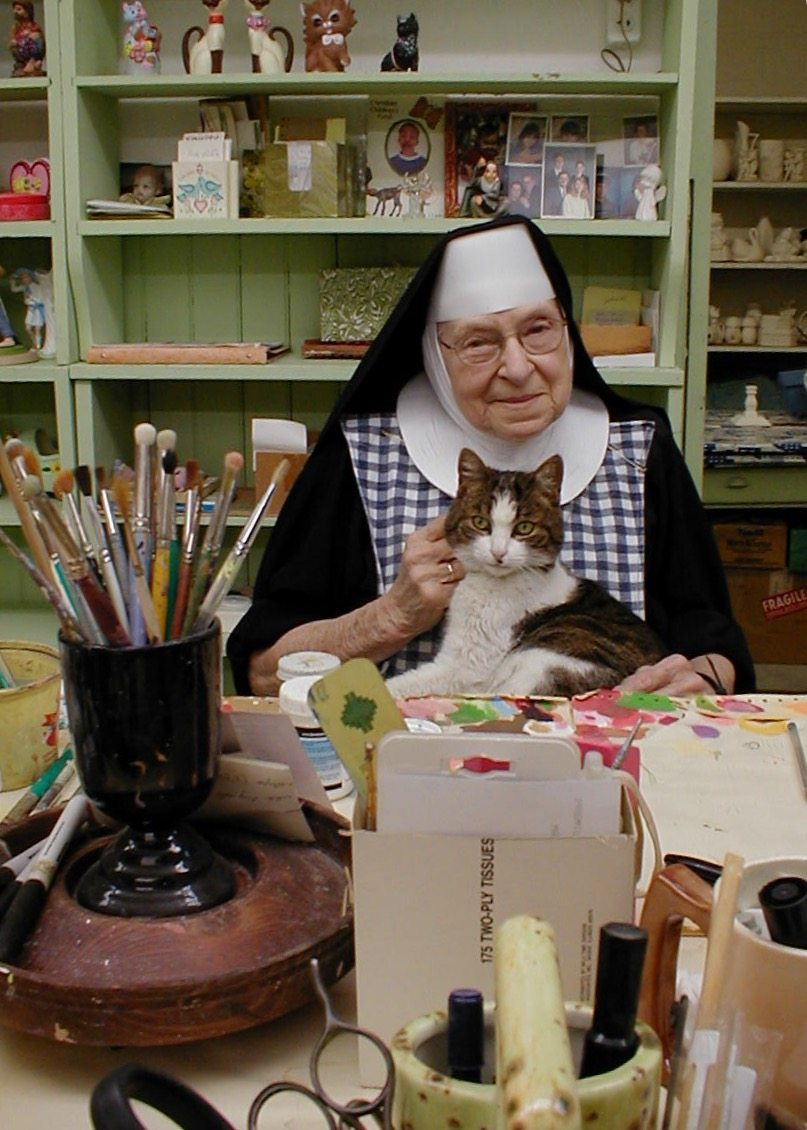 The Art of Sister Augustine