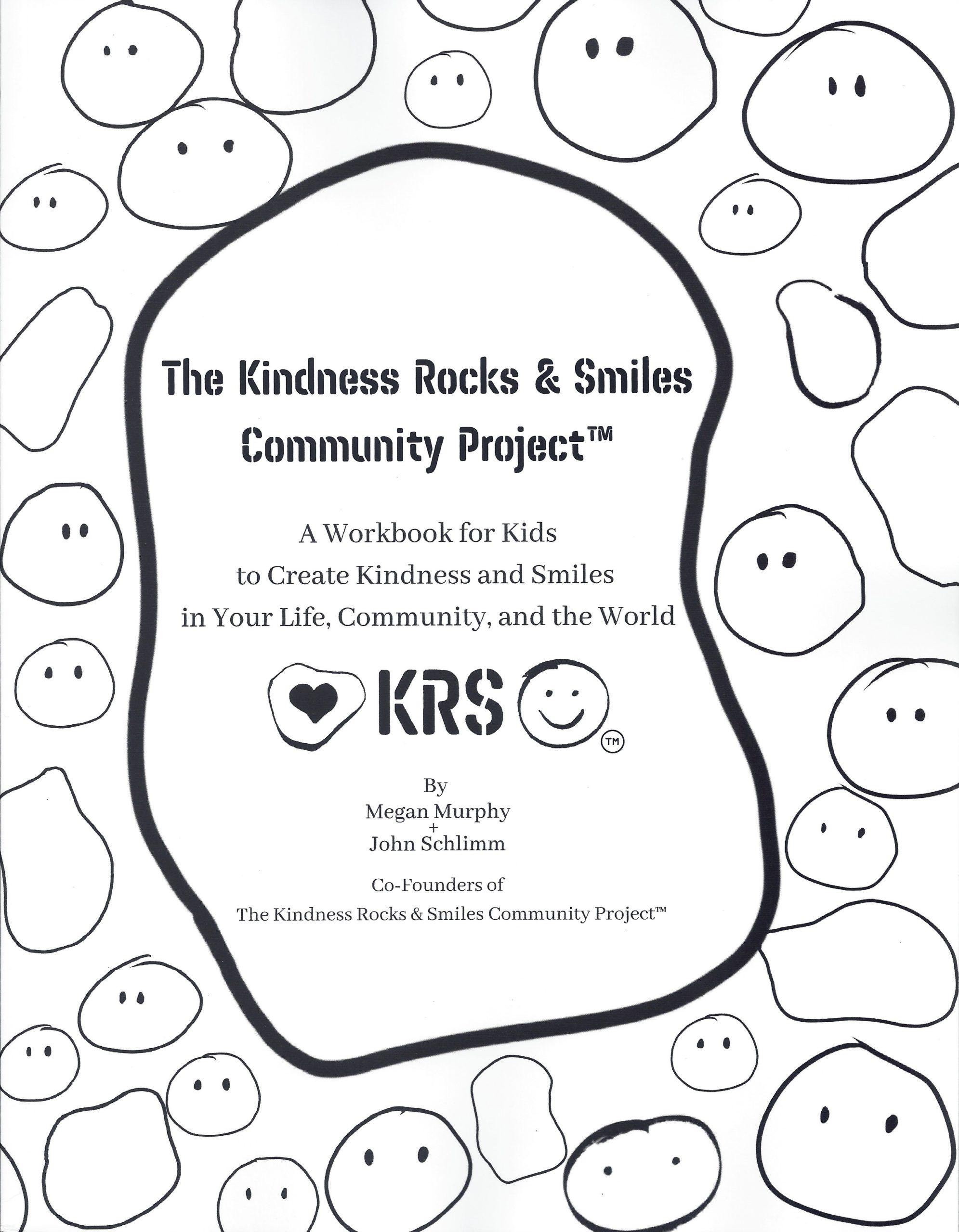 The Kindness Rocks & Smiles Community Project – KID'S WORKBOOK